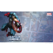Marvel Champions: The Card Game - Captain America Game Mat